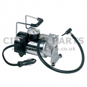 Ring RAC700 12v 4x4 Tyre Inflator / Air Compressor - Car Van Land Rover